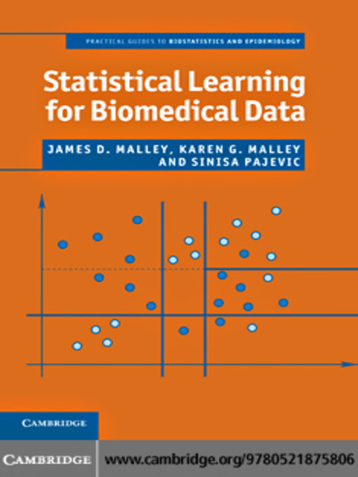 Statistical Learning for Biomedical Data (eBook)