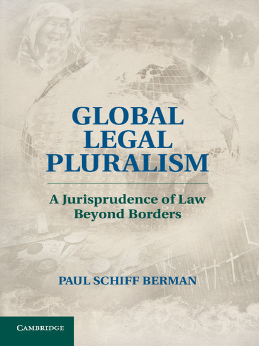 Global Legal Pluralism (eBook)