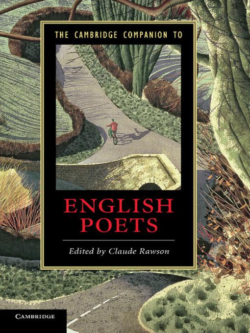 The Cambridge Companion to English Poets (eBook)