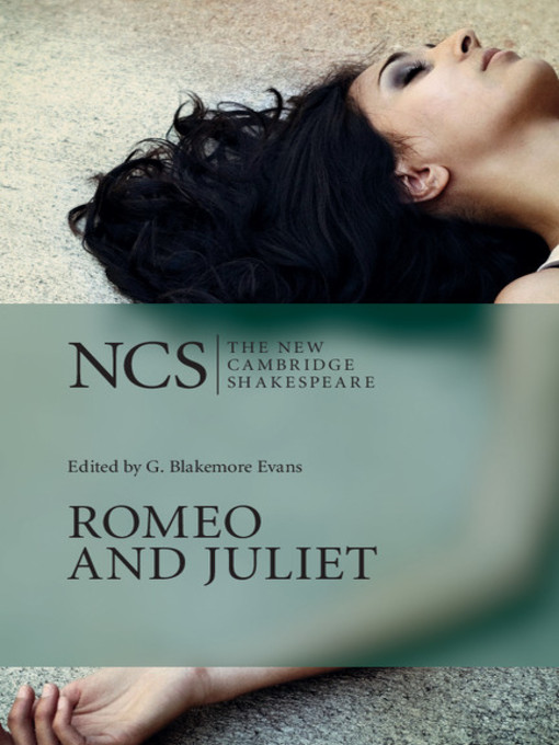 Romeo and Juliet - New Cambridge Shakespeare (eBook)