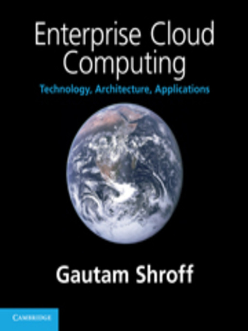 Enterprise Cloud Computing (eBook)