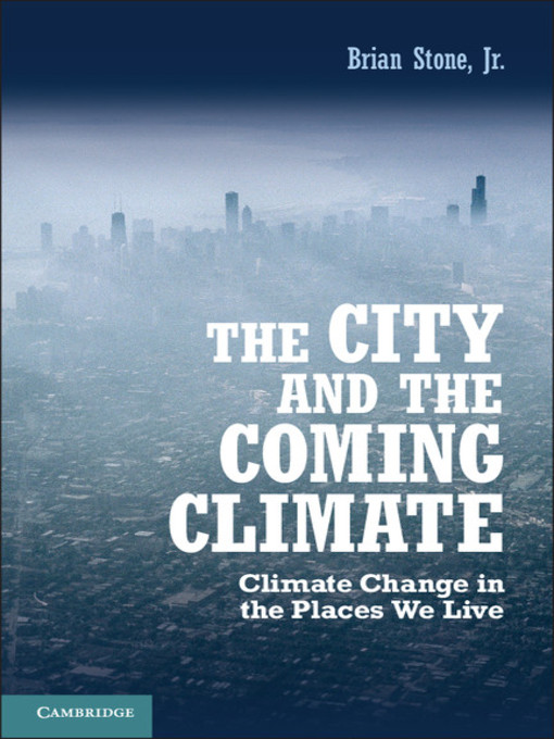 The City and the Coming Climate (eBook)