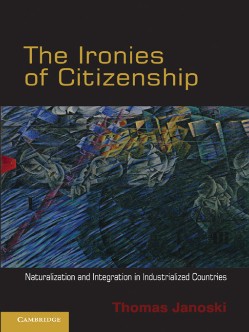The Ironies of Citizenship (eBook)