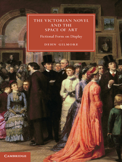 The Victorian Novel and the Space of Art (eBook): Fictional Form on Display