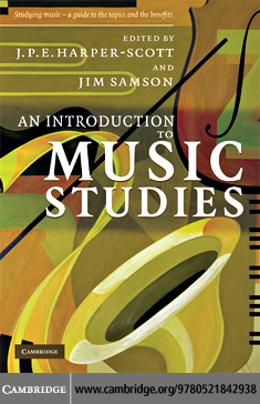 An Introduction to Music Studies (eBook)