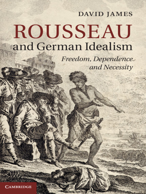 Rousseau and German Idealism (eBook)