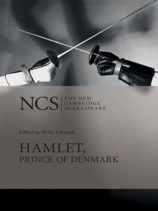 Hamlet, Prince of Denmark - New Cambridge Shakespeare (eBook)