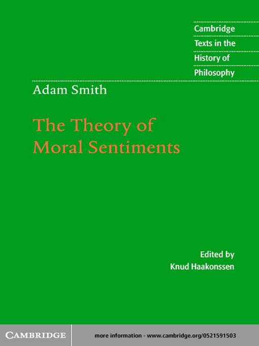 Haakonssen (ed) - Adam Smith The Theory of Moral Sentiments.pdf