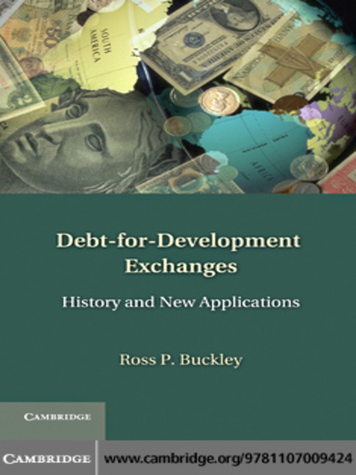 Debt-for-Development Exchanges (eBook): The Origins of a Financial Technique