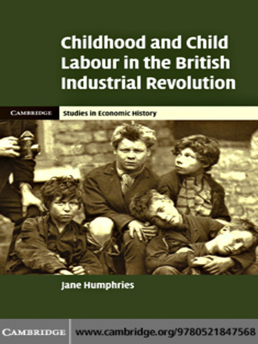 britian and the industrial revolution essay