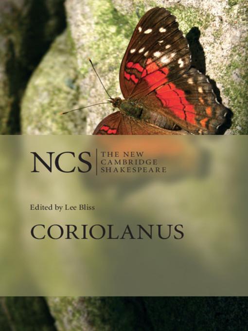 Coriolanus - New Cambridge Shakespeare (eBook)