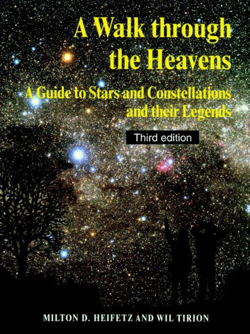A Walk Through the Heavens (eBook)