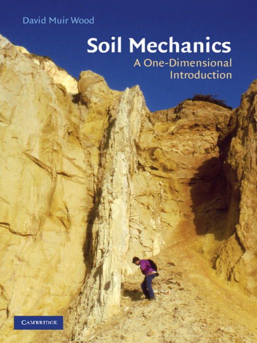 Soil Mechanics: A One-Dimensional Introduction (eBook)