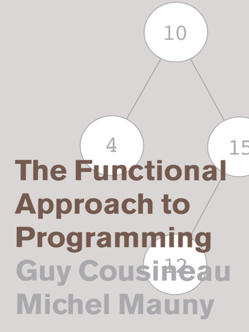 The Functional Approach to Programming (eBook)