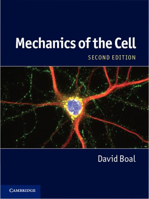 Mechanics of the Cell (eBook)