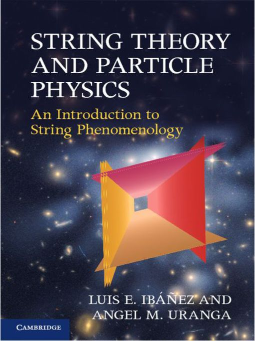String Theory and Particle Physics (eBook)