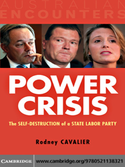 Power Crisis (eBook)