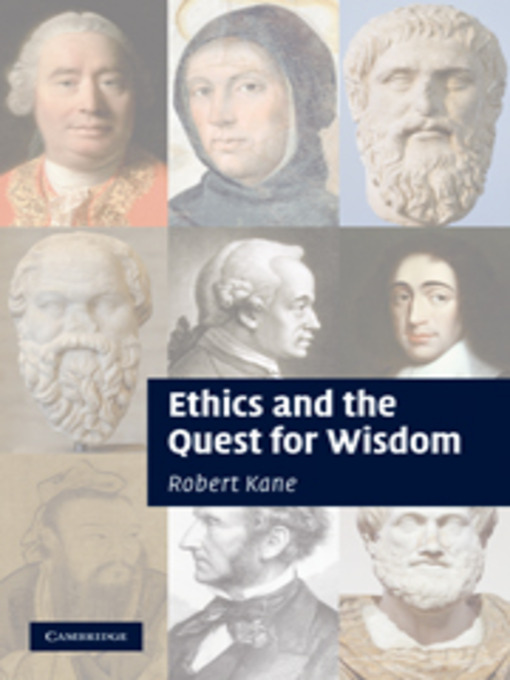 Ethics and the Quest for Wisdom (eBook)