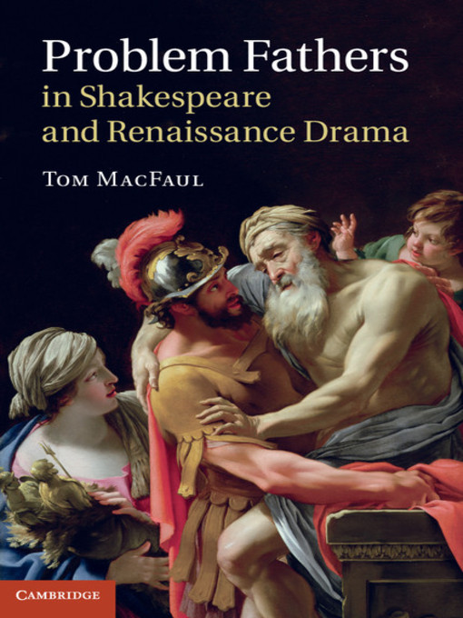 Problem Fathers in Shakespeare and Renaissance Drama (eBook)