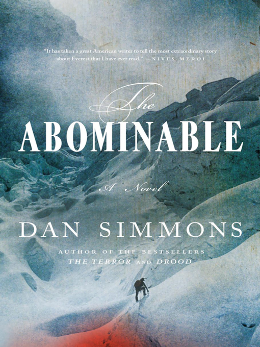 The abominable [electronic book] A Novel.