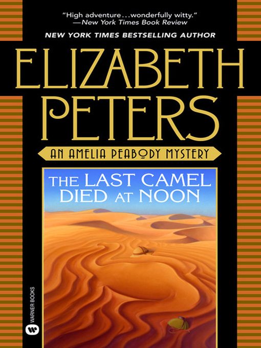 Cover image for The Last Camel Died at Noon