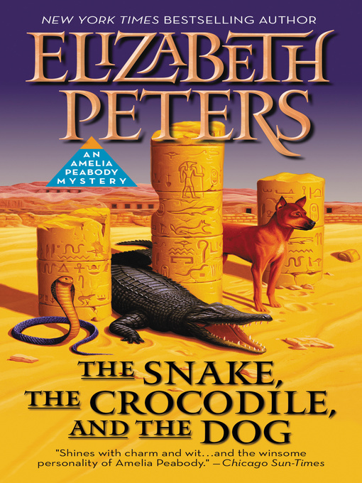 Cover image for The Snake, the Crocodile, and the Dog