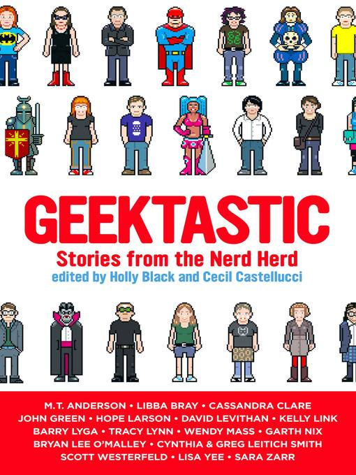 geektastic bookjacket