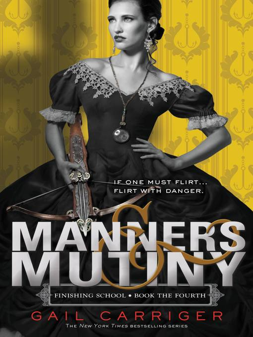 Cover Image of Manners & mutiny