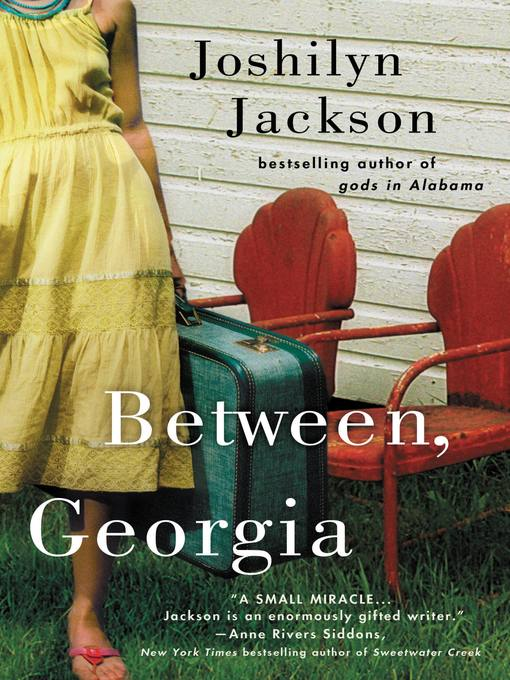 Cover image for Between, Georgia