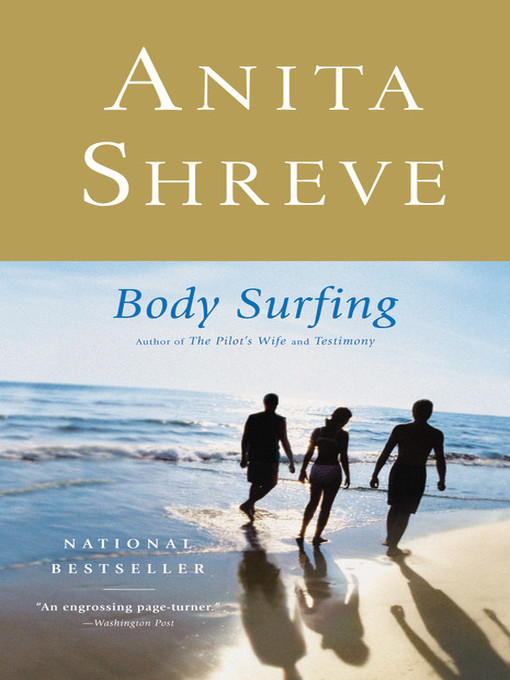 Cover image for Body Surfing