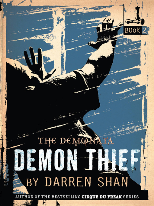 Cover image for Demon Thief