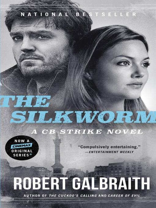 Click this cover for a(n) eBook sample of The Silkworm.