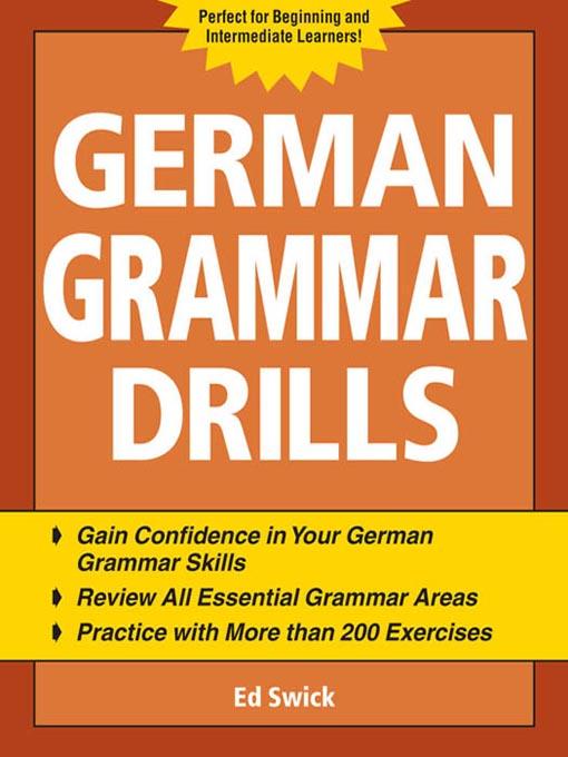 bromerisbe download german grammar drills