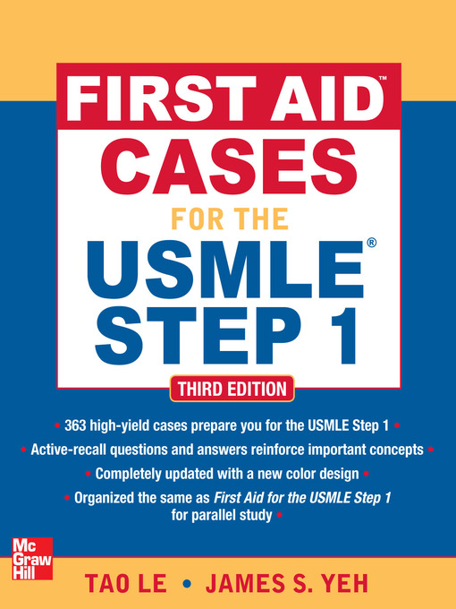 First aid step 1 lectures
