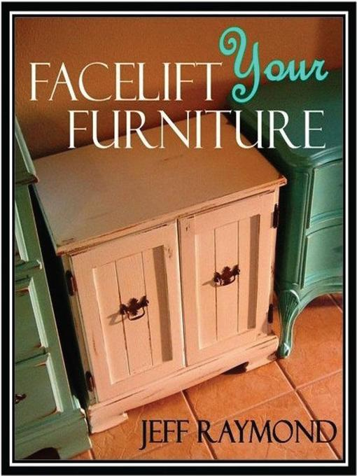 Facelift Your Furniture (eBook)