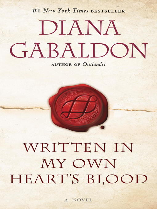 Click this cover for a(n) eBook sample of Written in My Own Heart's Blood.