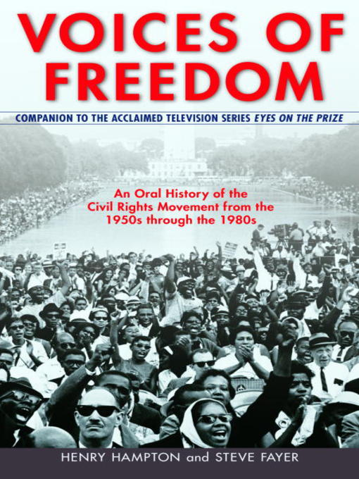 Cover image for Voices of Freedom