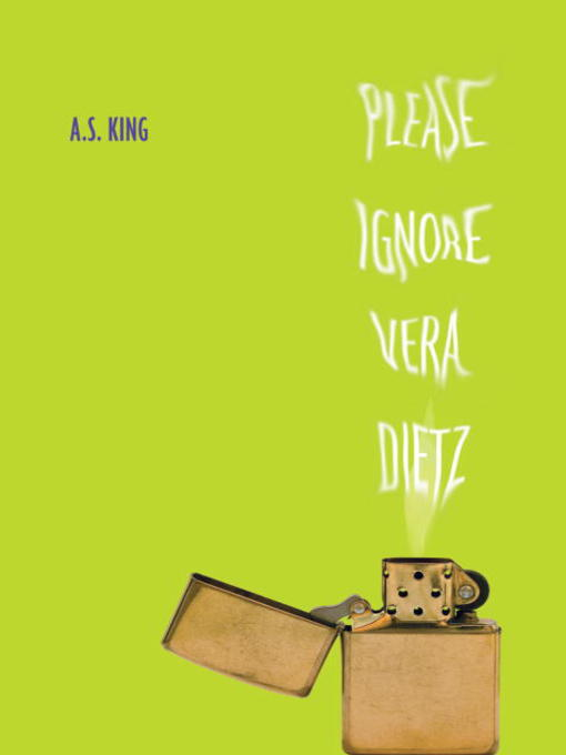 Cover image for Please Ignore Vera Dietz