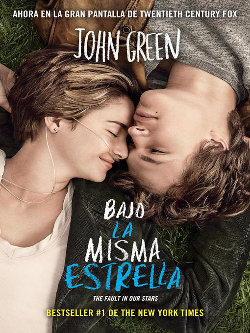 Bajo la Misma Estrella book cover