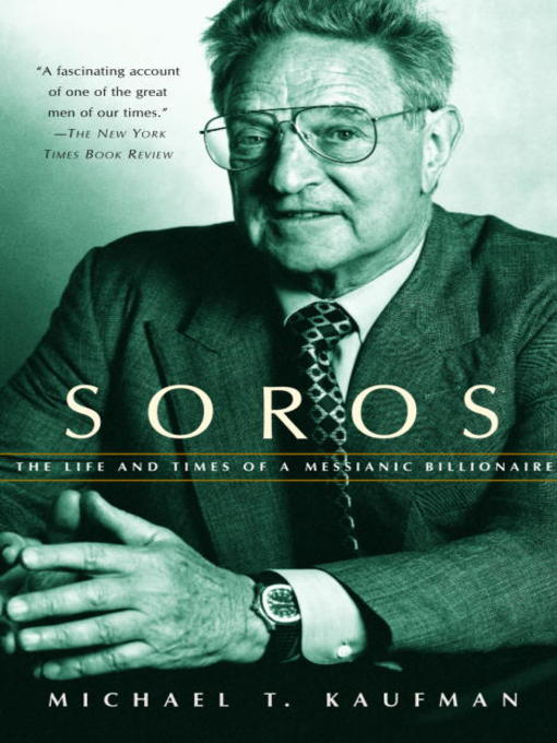 Cover image for Soros