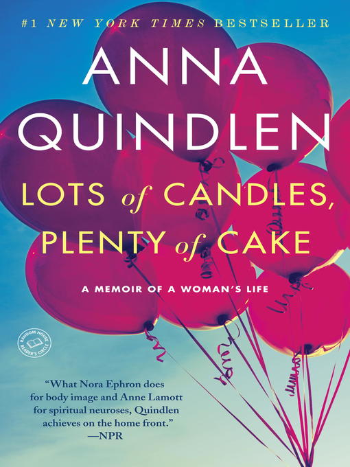 Cover image for Lots of Candles, Plenty of Cake