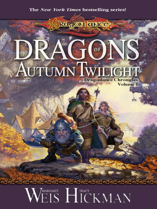 Dragonlance Chronicles Vol 1 - Dragons of Autumn Twilight - Tracy Hickman, Margaret Weis