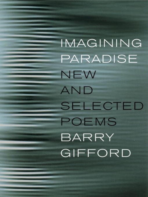 Imagining Paradise (eBook): New and Selected Poems