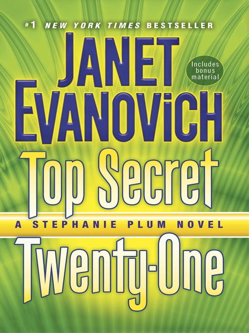 Click this cover for a(n) eBook sample of Top Secret Twenty-One.