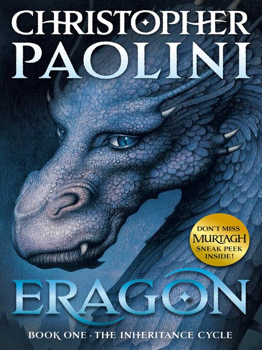 Eragon Inheritance Cycle, Book 1
