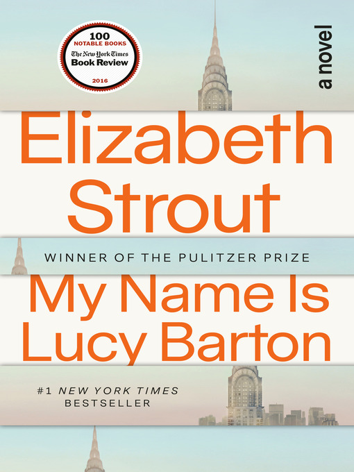 Cover image for My Name Is Lucy Barton