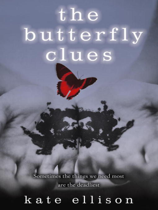 the butterfly clues bookjacket