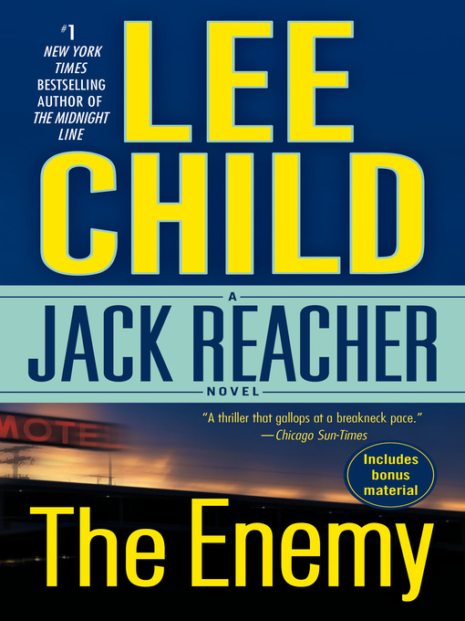 The Enemy Ebook Chapel Hill Public Library Bibliocommons