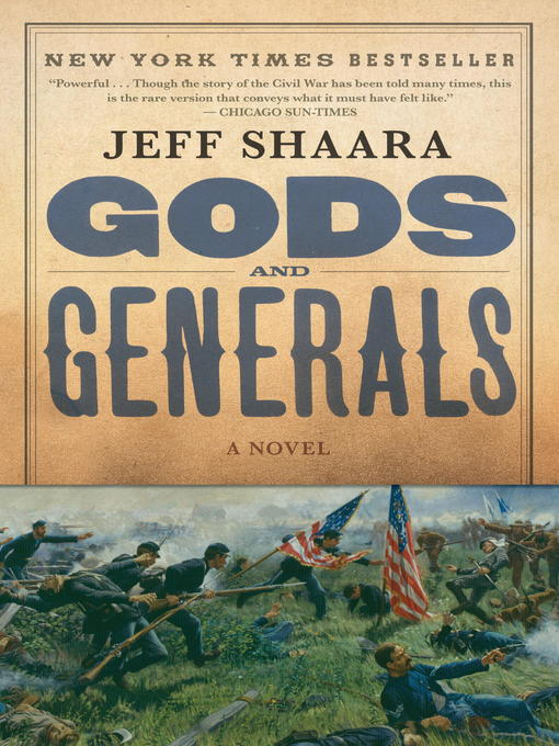 Cover image for Gods and Generals