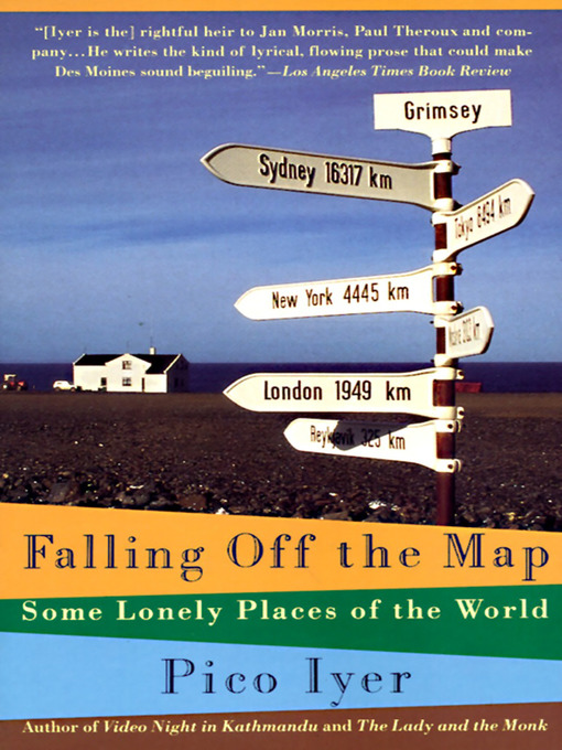 Cover image for Falling Off the Map